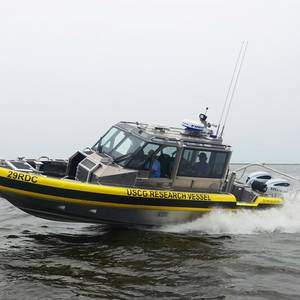 US Coast Guard to Trial Autonomous Patrol Boat