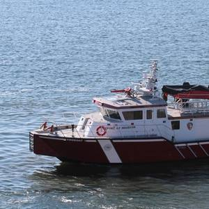 'Fireboats are Basically an Insurance Policy'