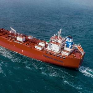Waterfront Adds Methanol-Fuelled Vessels
