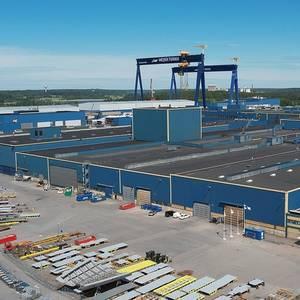 Meyer Turku Begins Building Royal Caribbean's Next Cruise Ship