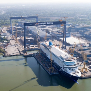 Meyer Turku Wins Another Royal Caribbean Newbuild Deal