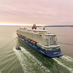 CRUISE SHIPPING: Meyer Turku Delivers Mein Schiff 2