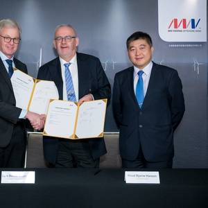 MHI Vestas Signs Tower Contract, Expands in Taiwan