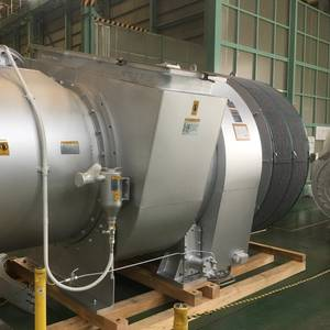 MET Turbochargers for World's Largest Dual Fuel Engines
