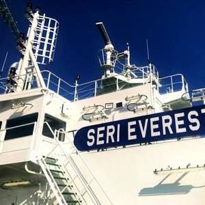 World's Largest Ethane Carrier Delivered
