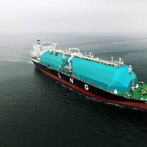 New LNG Carrier Delivered to MISC Berhad