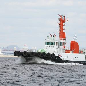 Inside Ishin, the LNG-Fueled Tugboat