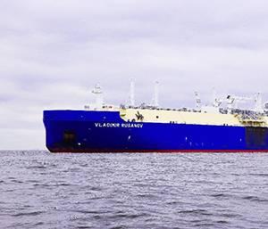 MOL Orders Four LNG Carriers for NOVATEK Charter