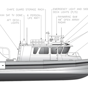 Moose Boats Awarded New Vessel Contract