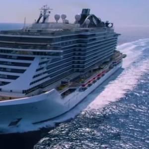 MSC Cruises Plans MSC Seaview Christening on June 9
