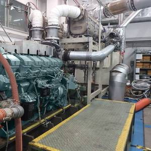 Mitsubishi Unveils New Marine Propulsion Engine