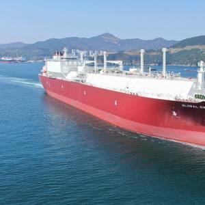 LNG Carrier Delivered to Nakilat