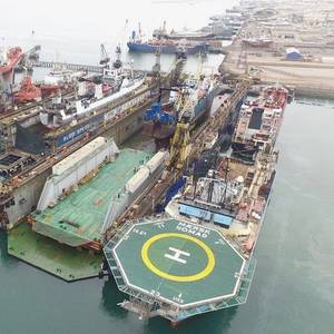 Namdock wins Angolan Navy Maintenance Contract