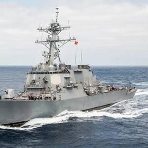 China Says It 'Drove Away' US Warship