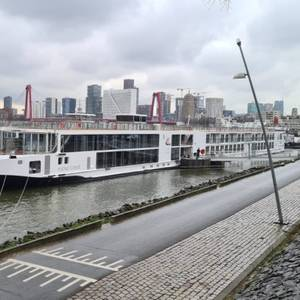Neptun Werft Delivers River Cruise Pair to Viking