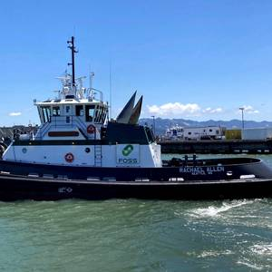 Nichols Brothers Delivers Fourth Tug to Foss