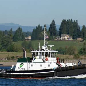 NBBB to Build Four Foss Tractor Tugs