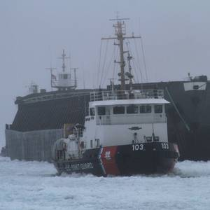 New Bill Aims to Boost Great Lakes Icebreaking