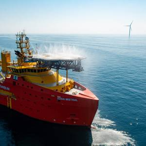 Foss, Østensjø Partner for US Offshore Wind