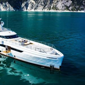 Nidec ASI Supplies Power Management for Megayacht