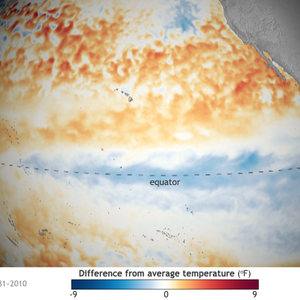 La Niña to Transition to Neutral Weather in April-May -U.S. Forecaster