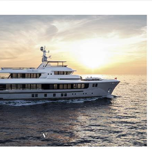 Nordhavn, Vripack Collaborate on Expedition Yacht