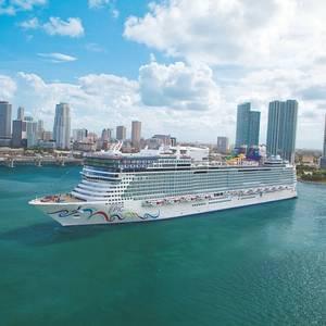 Norwegian Cruise Line Swings to $1.88 Billion Loss