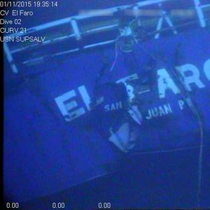 USCG Releases Final Statement on El Faro Sinking