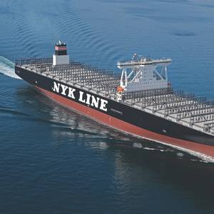 Great Ships of 2016: NYK Blue Jay