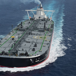 VLCC with New SOx Scrubber Delivered