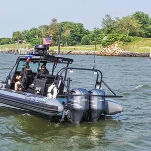 Ocean Craft Marine Builds Patrol Boat for NOAA in Hawaii