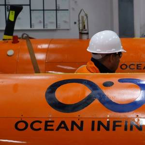 Ocean Infinity Joins Search for Lost Bulker