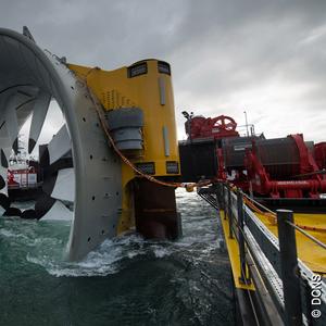 France Eyes Role as Tidal Energy Powerhouse