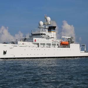 Halter Marine Wins Deal to Build US Navy Oceanographic Survey Ship