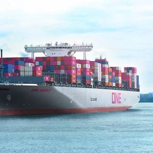 Container Shipping: ONE Begins