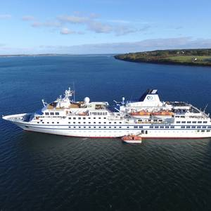 OOE Recommissions Expedition Cruise Ship