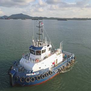 New Tug Delivered to PT Patria Maritime Lines
