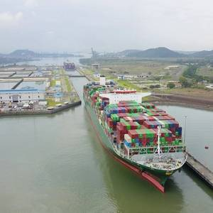 Panama Canal Extends Max Length, Increases Draft for Neopanamax Locks