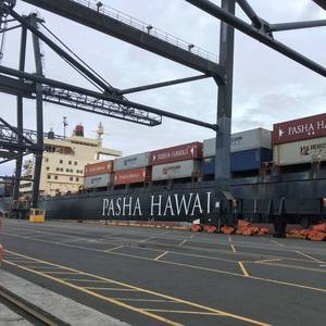 In the wake of Hurricane Lane, Cargo Ops Resume in Hawaii