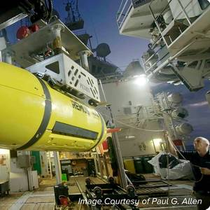 The AUV That Helped Find USS Indianapolis