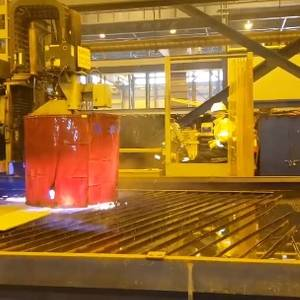 Philly Shipyard Cuts Steel for Second NSMV