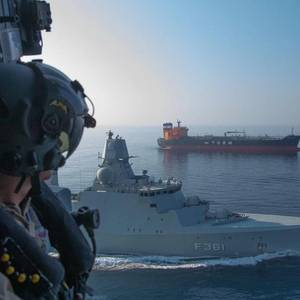 Denmark to Send Frigate to Protect Shipping in the Gulf of Guinea