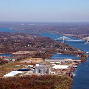 Port of Indiana-Jeffersonville Handles 2.2 Mln Tons in 2016