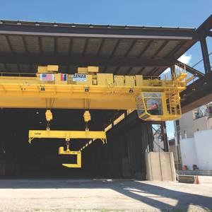 Port of Indiana-Mt. Vernon Makes 'Next Generation' Terminal Upgrades
