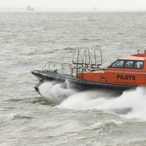 New Pilot Boat for the Thames and Medway