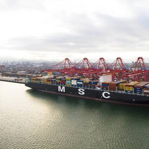 Long Beach Approves MSC's Bid for Hanjin Terminal