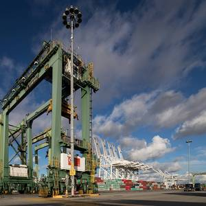 Grant Helps Port of Long Beach Curb Emissions