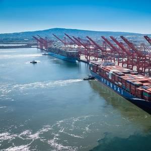 April Boost at Port of Long Beach