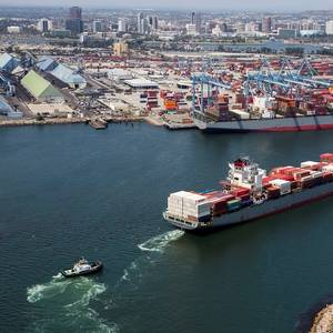 Cargo Surge Lifts Port of Long Beach to Record Month