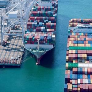 Long Beach Sets September Cargo Record